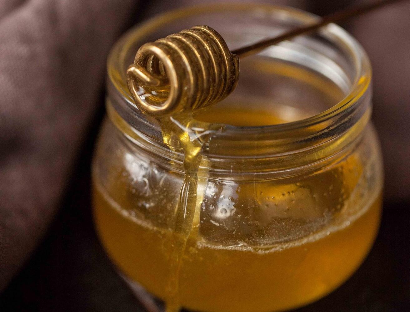 горный монастырский мед